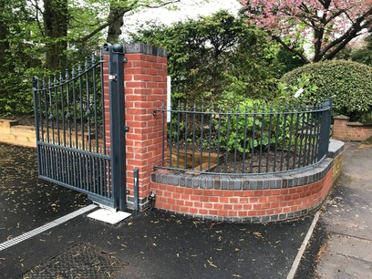 Automated gates