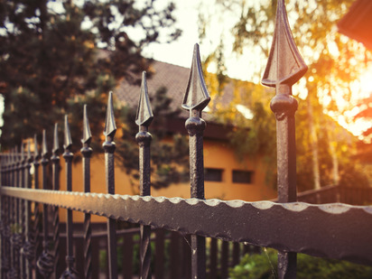 Railings and gates in Coventry, West Midlands and Warwichshire.